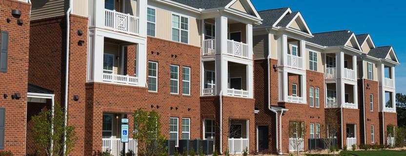 mult-unit balconies